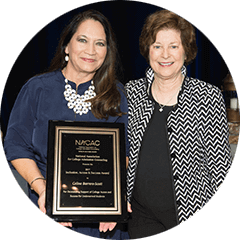 he Inclusion, Access, and Success Award celebrates individuals and programs that have been instrumental in making postsecondary opportunities available to historically underrepresented students.
