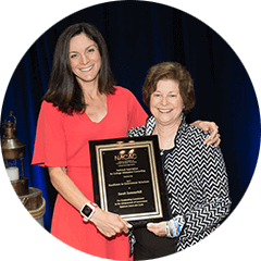 The Government Relations Award is presented to a NACAC member who has made outstanding efforts in support of policy initiatives that promote equal access to higher education, encourage student achievement, promote counselor excellence, and further the government relations priorities of NACAC members.