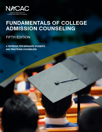 Cover image of Fundamentals of College Admission Counseling Fifth Edition