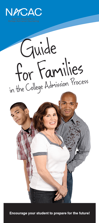 Guide for Families in the College Admission Process