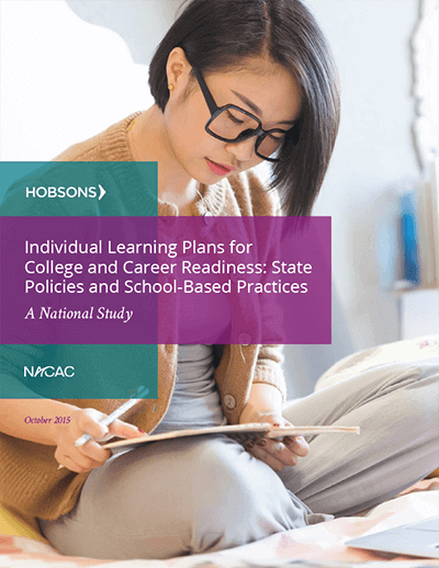 Individualized Learning Plans for College and Career Readiness: State Policies and School-Based Practices