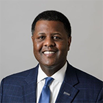 Vern Granger, director of admissions, University of Connecticut
